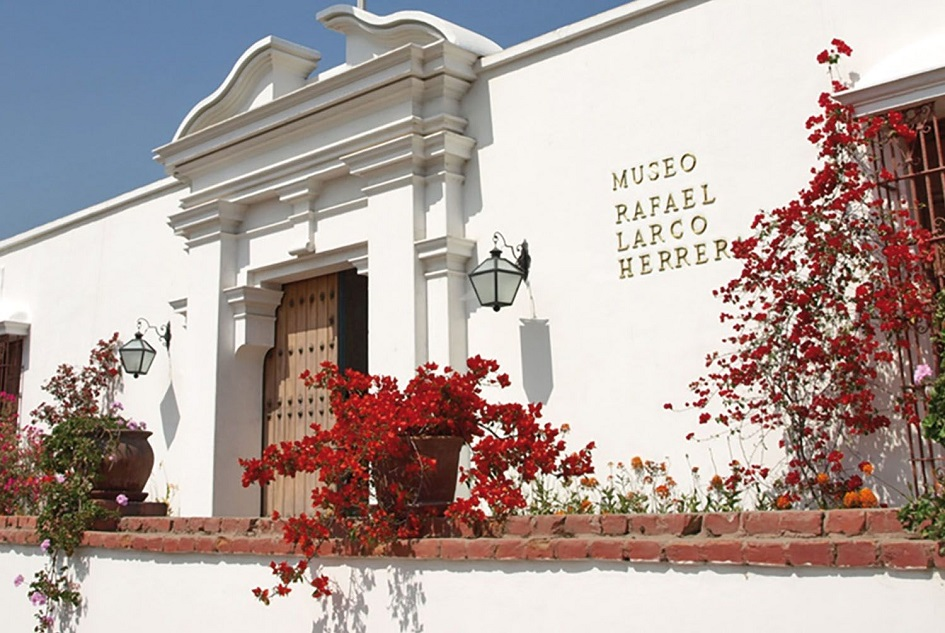Lima City Tour + Larco Museum