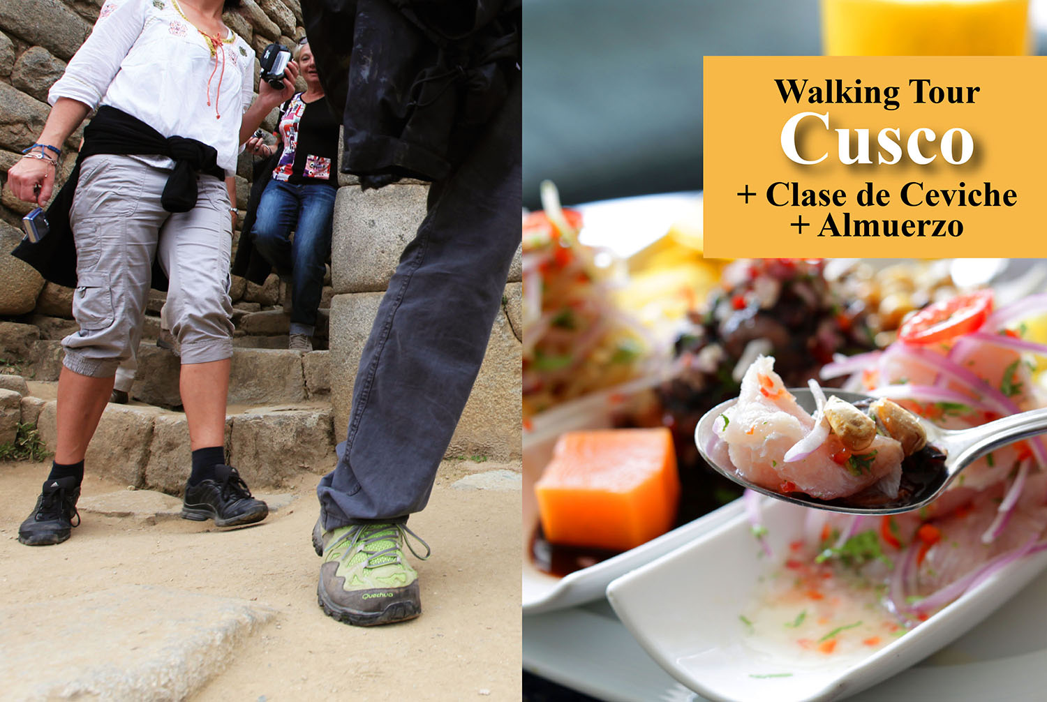 Cusco Walking Tour, Cooking Classes and Lunch