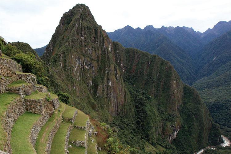 Machu Picchu + Huayna Picchu Mountain