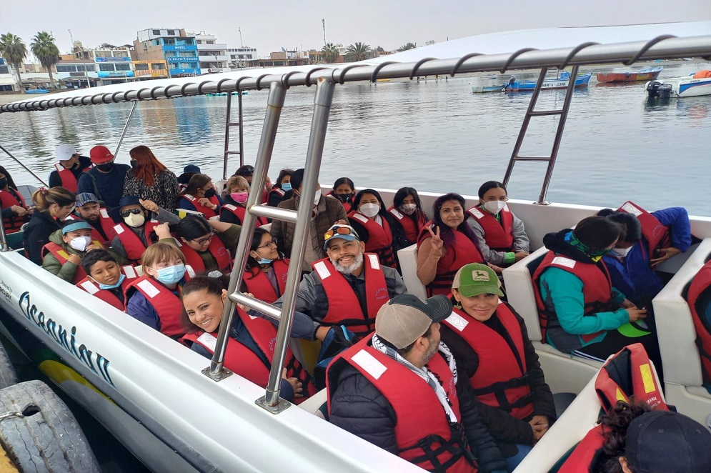 Full Day Paracas Ica
