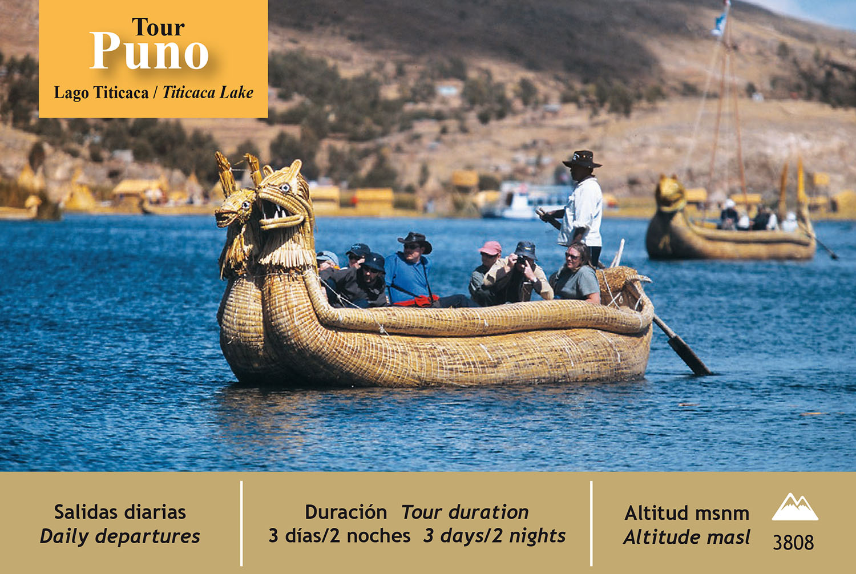 Puno Titicaca Lake