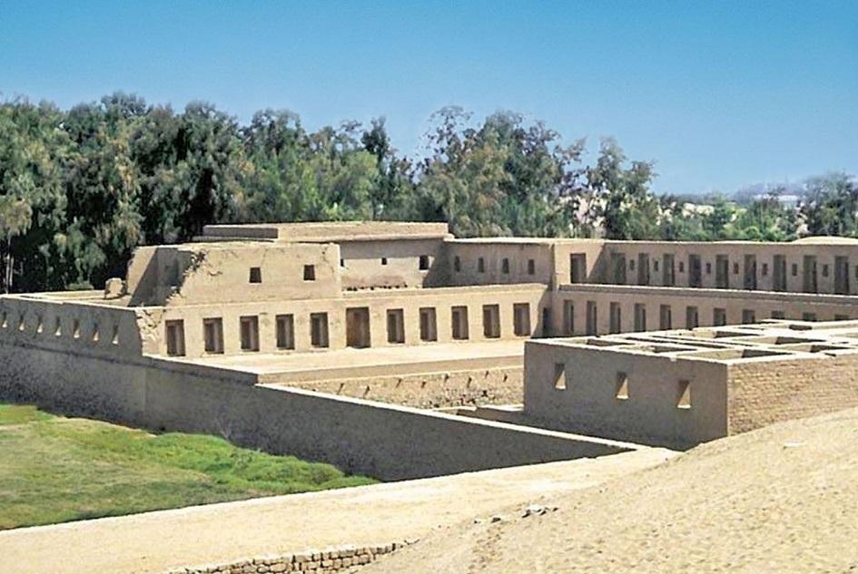Pachacamac Tour